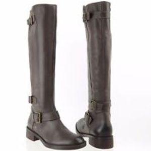 Enzo Angiolini gray {SAYIN} boots LIKE NEW